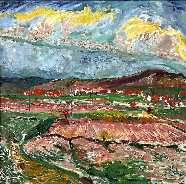 Ragnar Sandberg - Landscape