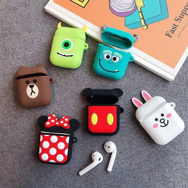 Fun Fashion Airpod Carry Case From Apollo Box Airpod Case Earphone Case Apple Accessories