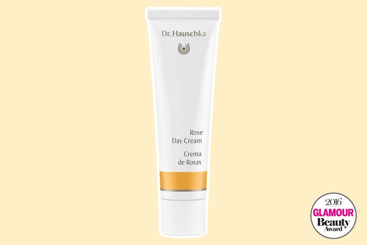 The Best Natural Beauty Products of 2016: Best Moisturizer - Dr. Hauschka Rose Day Cream. #GlamourBeautyAwards16