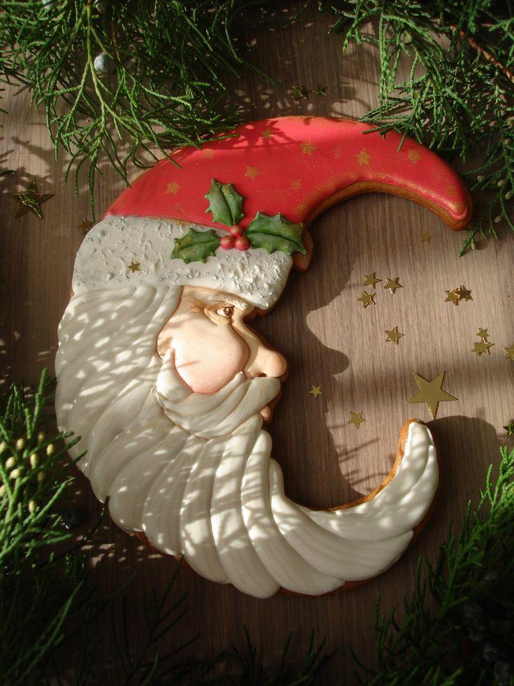 https://flic.kr/p/ZdpJ75 | Santa gingerbread
