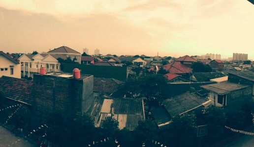 Panorama Mode #Zenfone5 , Vintage Filter