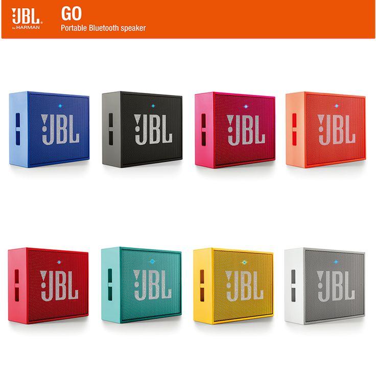 JBL GO Musik Ziegel Bluetooth Kleine Subwoofer Tragbare Mini Lautsprecher  Multi Farbe Starke Leistung Integrierte