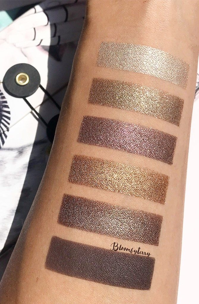 Golden State Of Mind Shadow Palette by Colourpop #13