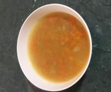Brodo- chicken broth with noodles Thermomix