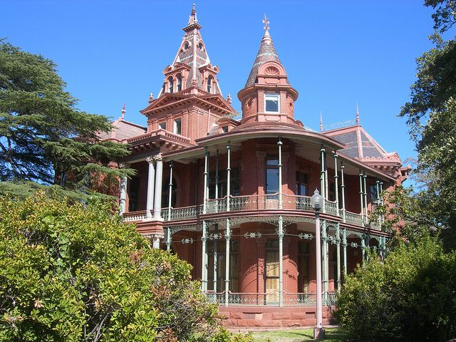 Halloween Haunts: The Littlefield Home, a haunted home built in 1894 for Mayor George Washington Littlefield, sits on the edge of the original Forty Acres at The University of Texas at Austin. Spirits have been said to play the piano and walk around aimlessly upstars.