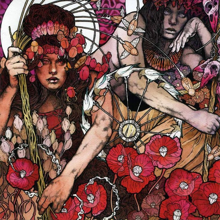 baroness the red album