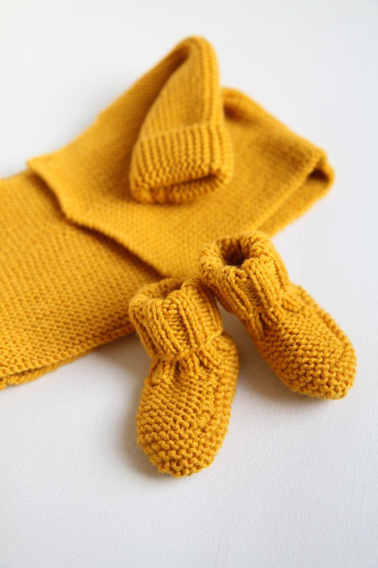 les tricots de Granny: brassière naissance