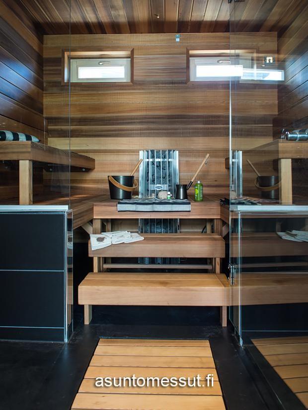 22 Villa Lumous - Sauna | Asuntomessut