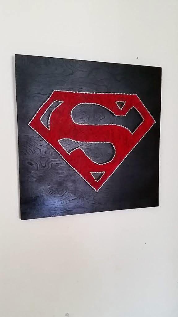 Unique Batman Vs Superman Bedroom Ideas That Rock: Best 25+ Superman Crafts Ideas On Pinterest