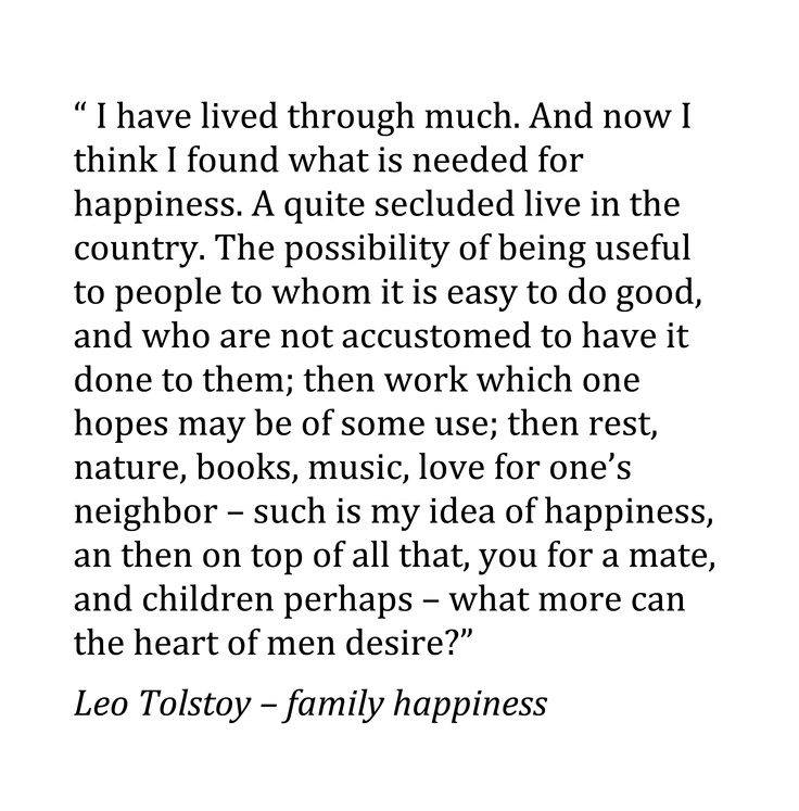 tolstoy project The tolstoy for everyone project aims to promote personal and social change based on tolstoy's philosophy tolstoy's list of edifying literature and tolstoy.