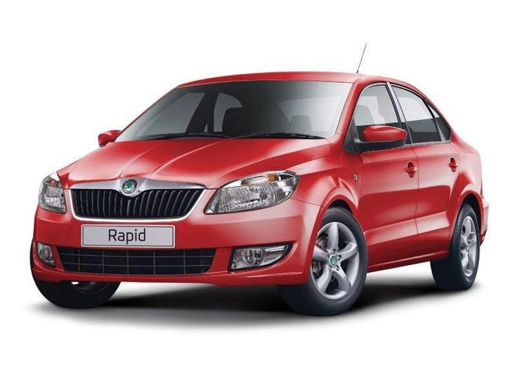 Rapid Prices Hikes Up To Rs 10,000 by Skoda India