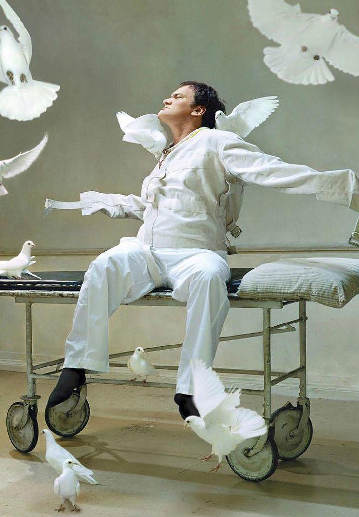 Quentin Tarantino // Martin Schoeller