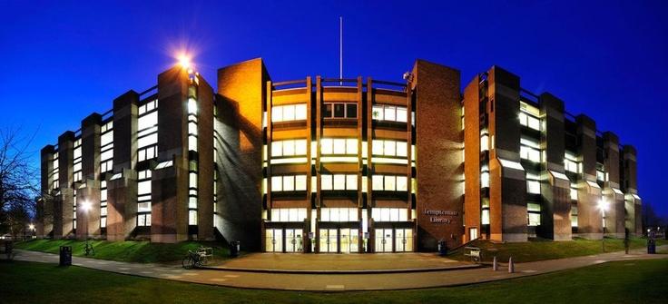 Templeman Library, University of Kent