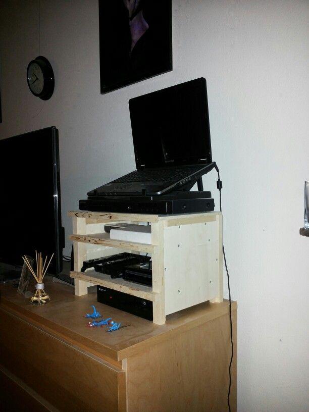 Gear cabinet