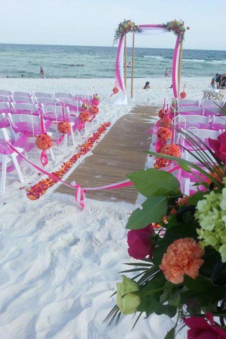 Pensacola bay center wedding