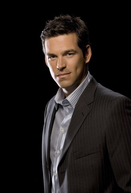 "Eddie Cibrian, aka Nick Dalton from ""The Playboy Club"""