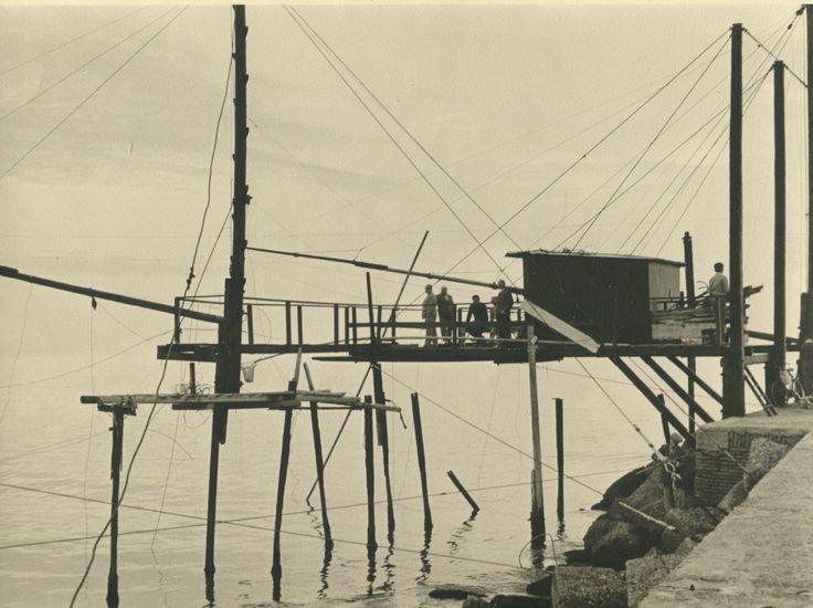 Molo di Ponente - Ottobre 1955