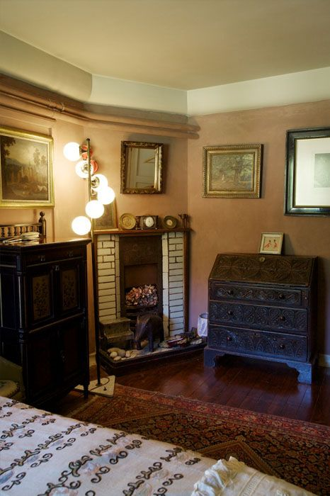 Photographs   VoewoodWall Colors, Wood Floors, House Idease Cool, Idease Cool Furniture, Secretary Desks