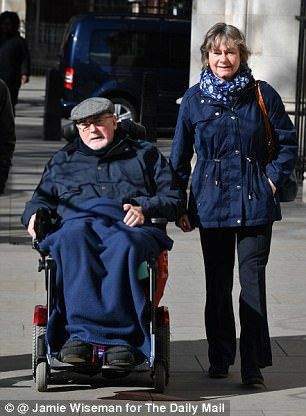 3/30/17 Retired lecturer, 67, with terminal motor neurone disease vows to continue his battle to be allowed die without having to go to a Swiss clinic despite losing High Court case