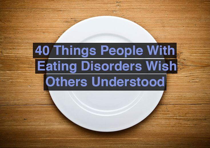 the three major eating disorders in the united states
