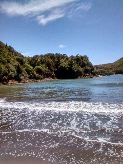 Duhatao beach#Chiloe magic#
