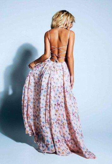 Lurellys Butterfly Silk Gown - Spring / Summer dress find more women fashion ideas on http://www.misspool.com