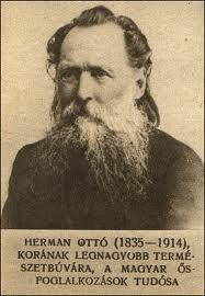 Herman Ottó képe