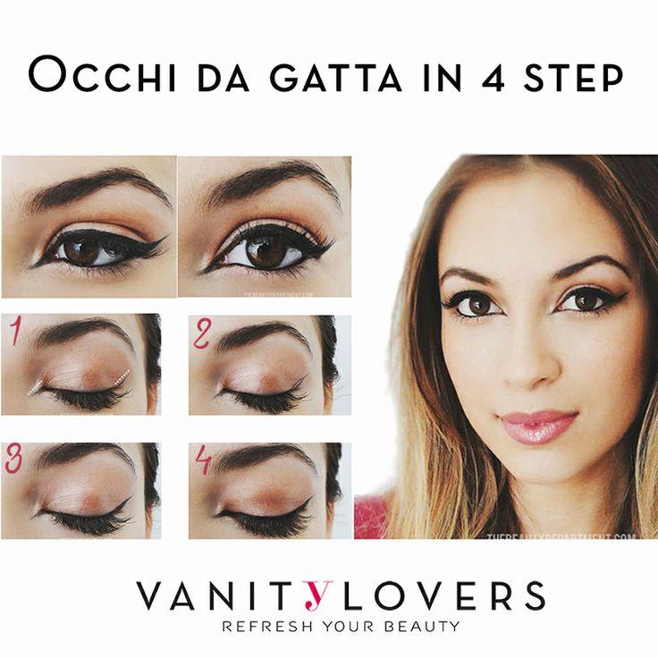 Il segreto per avere occhi da gatta? 4 step e questo http://www.vanitylovers.com/blinc-ultrathin-liquid-eyeliner-pen-black.html?utm_source=pinterest.com&utm_medium=post&utm_content=vanity-lovers-blinc-ultrathin&utm_campaign=pin-vanity
