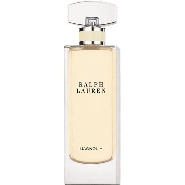 Ralph Lauren Magnolia (EDP) found on Polyvore featuring beauty products, fragrance, ralph lauren perfume, ralph lauren fragrances, ralph lauren, eau de perfume and eau de parfum perfume