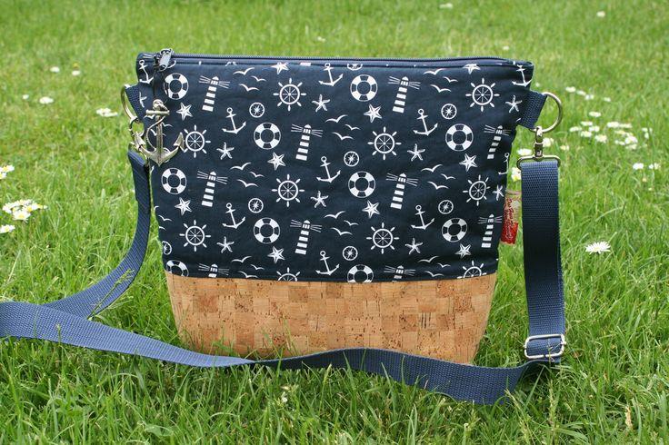 Tasche Milow von Zucker und Zimt Design - kostenloses Schnittmuster