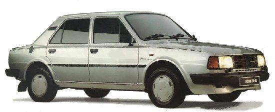 Skoda 130GL (1984-1990)