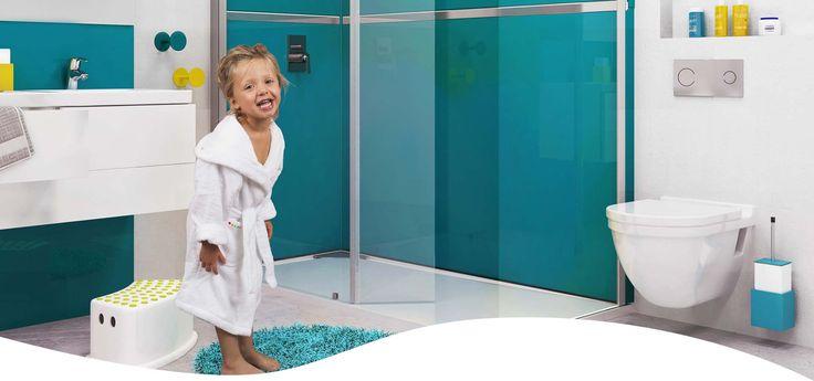 Adapter pour les petits et pour les grands, le concept ILEA permets l'installation d'un espace douche sécurisé pour les plus jeunes aux plus âgés afin d'avoir un espace douche sécurisé et ergonomique. Il vous sera possible d'y installer une barre de maintien et un siège pour votre sécurité.  Pour plus d'informations rendez-vous sur le site internet d'ILEA : www.ilea-douches.com