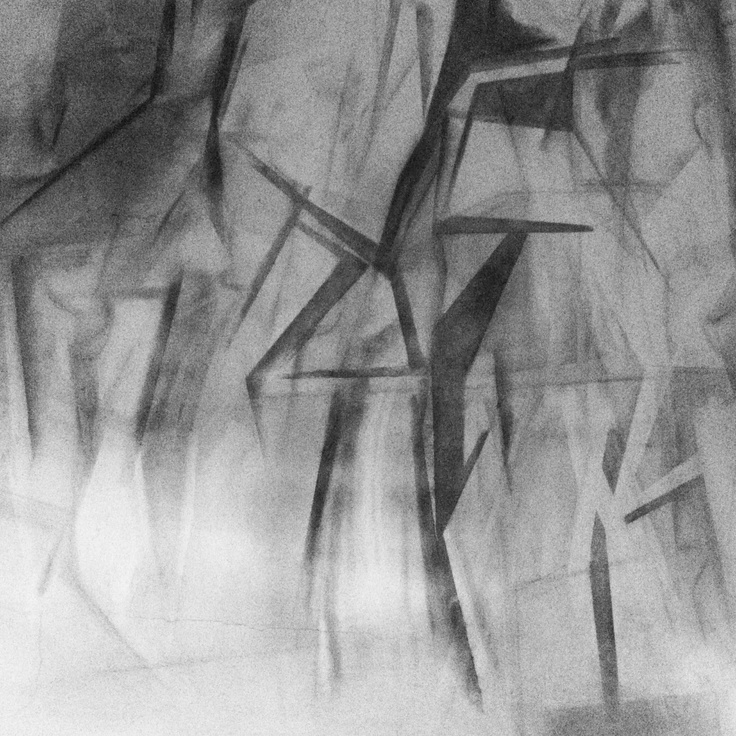 Charcoal drawing by maria spyraki