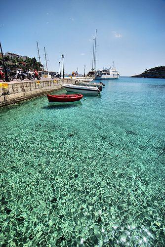 Patitiri Harbour, Alonnisos