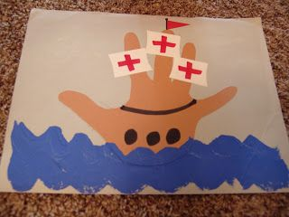 The View from the Pew: Columbus Day Art
