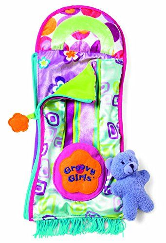 Manhattan Toy Groovy Girls Style Snazzy Sleeper for only $11.12 You save: $0.87 (7%)