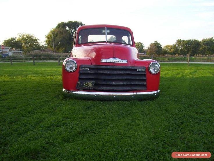 1949 Chevrolet Other Pickups truck #chevrolet #otherpickups #forsale #canada