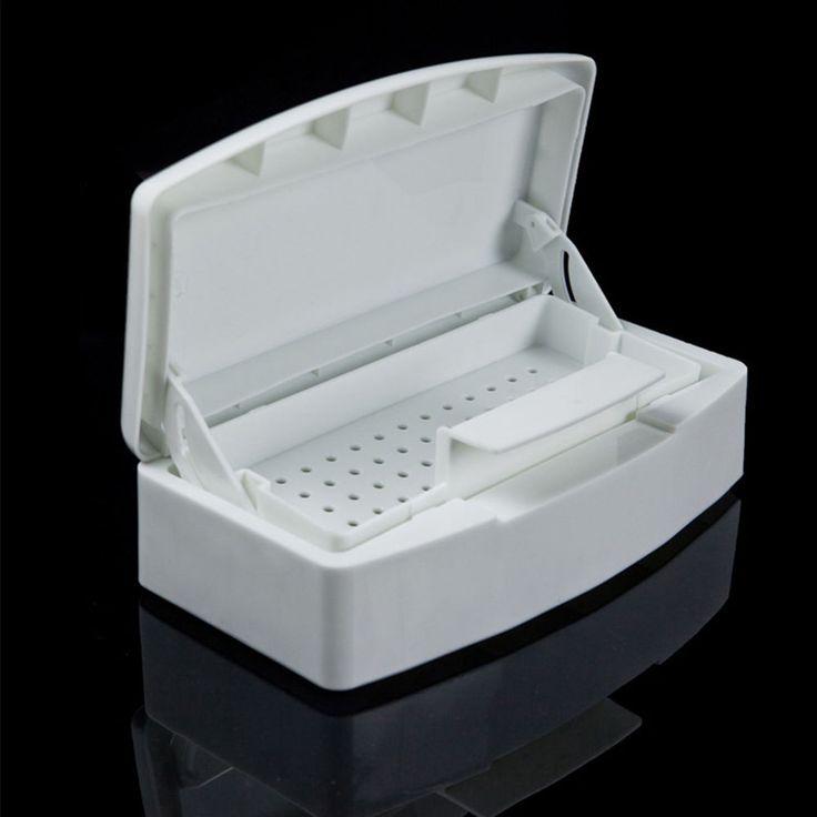 Arrival 220V-250V High Temperature Sterilizer Box Tools Disinfection Nail Set