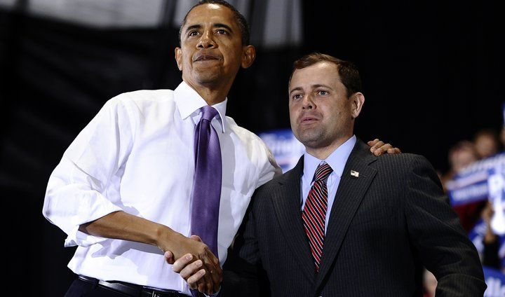 Tom Perriello hopes the #Resistance can put him in the Virginia governor's mansion.