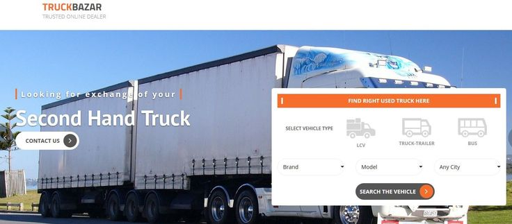 The Truckbazar is majority deal in the buying and selling of used commercial vehicles. Buy used pickup trucks & commercial vehicles in India from its website at affordable price.