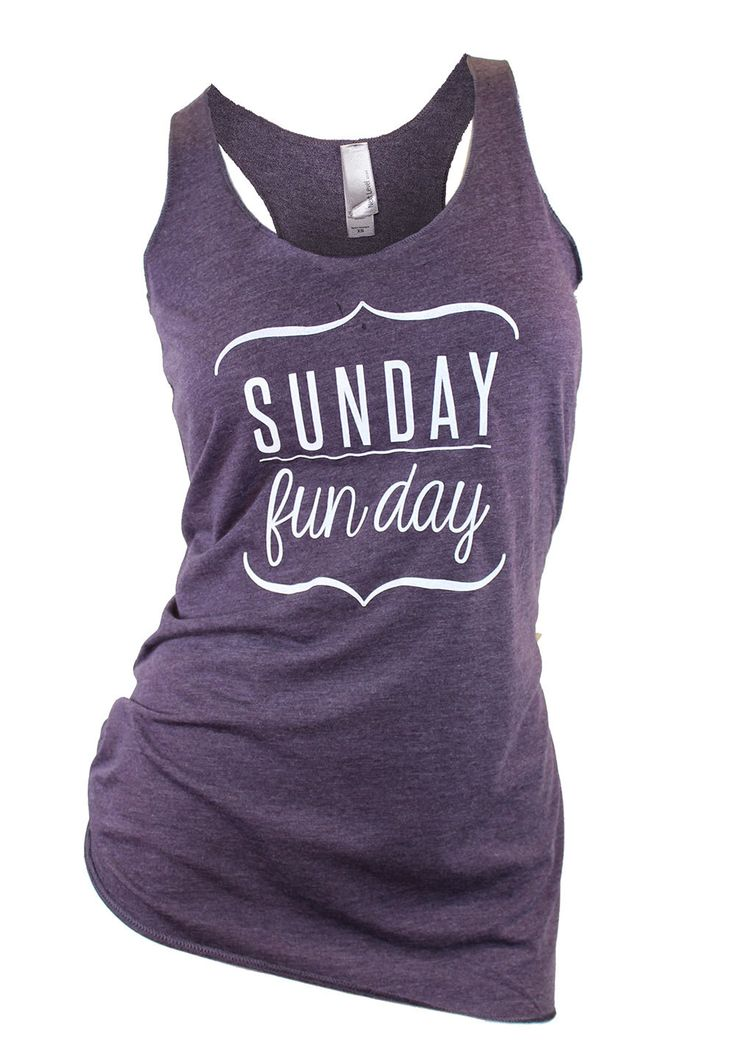 Sunday funday. sunday funday shirt. brunch shirt. graphic tees for women. graphic tee. womens tops and tees. funny tank tops. trendy womens by missFITTE on Etsy https://www.etsy.com/listing/271547095/sunday-funday-sunday-funday-shirt-brunch