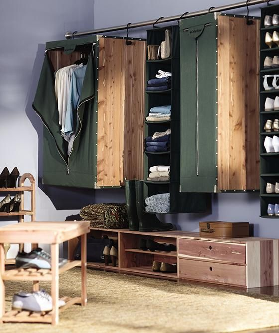 Photos Of Cedar Closet Organization Ideas   15 Interesting Cedar Closet  Organizer Picture Ideas
