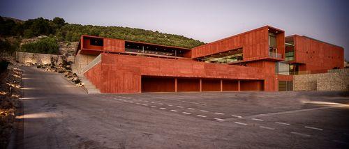 amas4arquitectura — PAGO DE CARRAOVEJAS WINERY