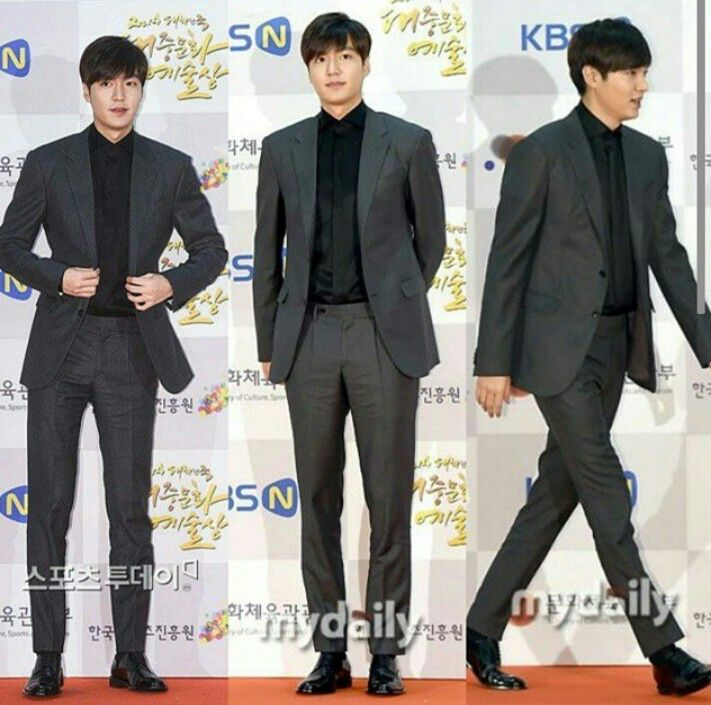 Lee Min Ho | 2014 Korean Popular Culture and Arts Awards | 11.17.2014