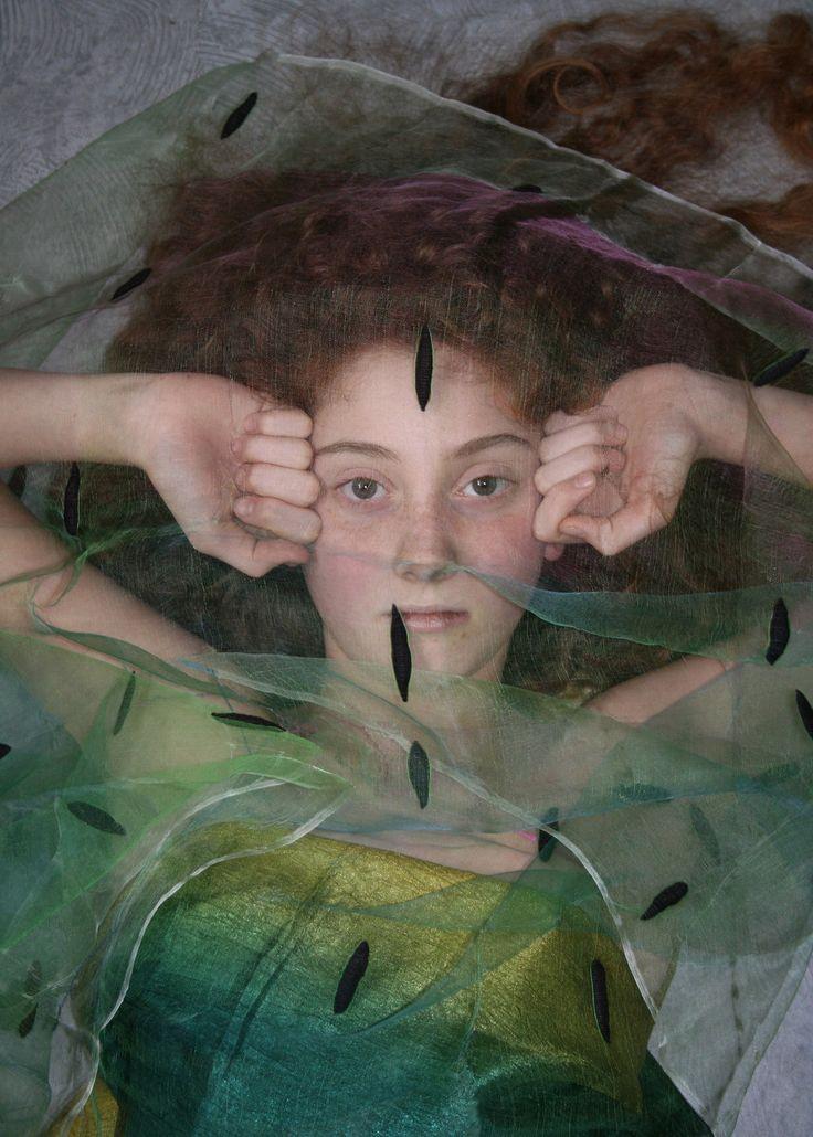 Carla Iacono, Meta-Ondine, 2006  Serie Synthetic Mermaids  Edizione di 5   Giclée print
