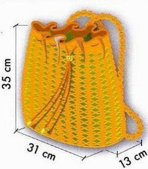 Crochet Backpack 4