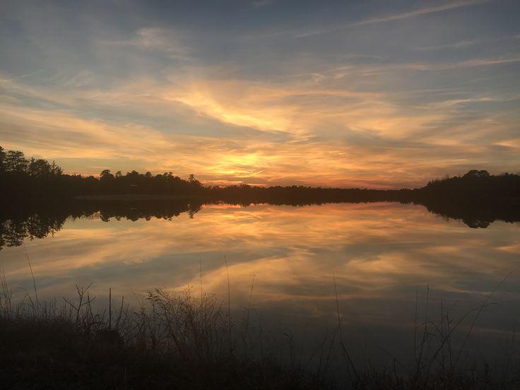 Atsion Lake, south jersey