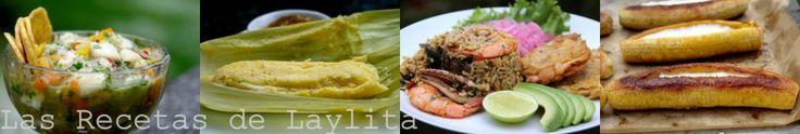 Ensalada mixta con aderezo de limón y cilantro - Recetas de Laylita