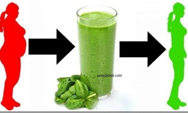 El desafío del Vaso Verde. Anímate a hacerlo y elimina 1kg de grasa por día.