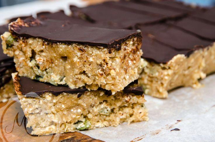 Protein Bars ~ Mangiare squisito ~ Foodblog